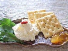 自家製クリームチーズ