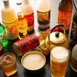 韓国料理には韓国のお酒チャミスルがよく合います♪