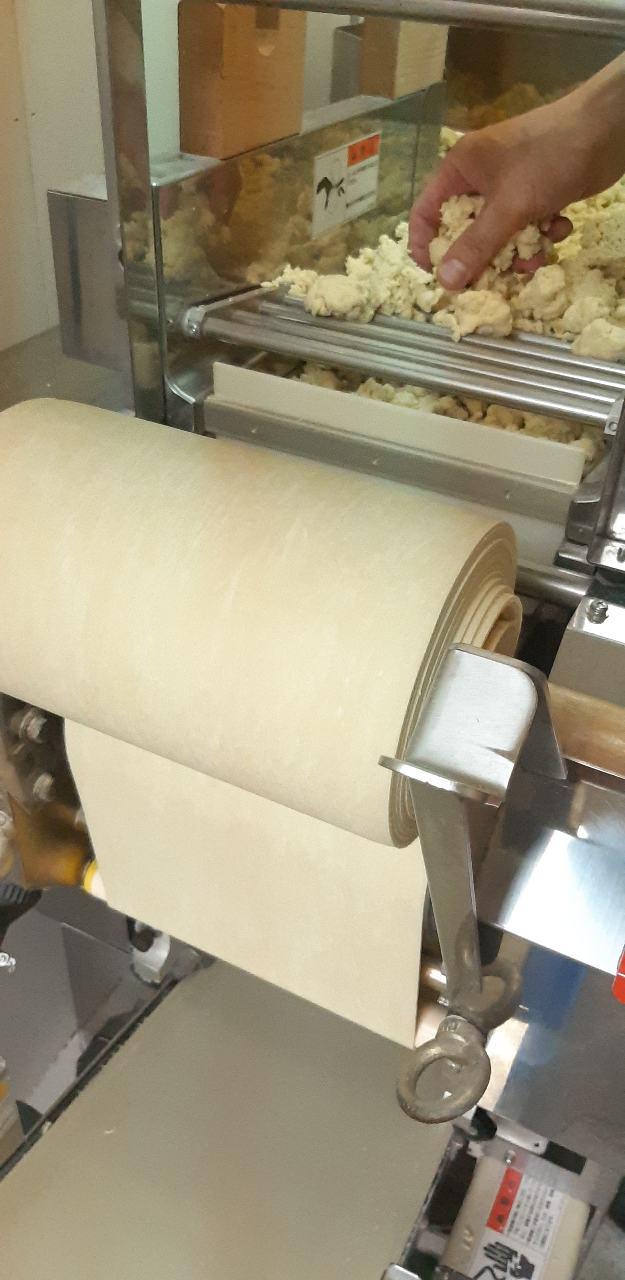 作り立ての自家製麺のメインメニュー
