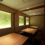 完全個室(テーブル席タイプ)