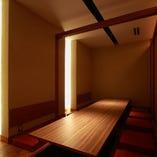 完全個室(お座敷タイプ)