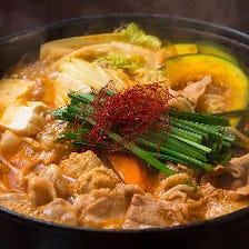 赤辛 ちゃんこ鍋