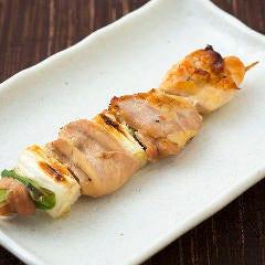 鶏ねぎま串焼き