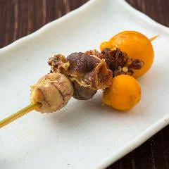 鶏たまひも串焼き
