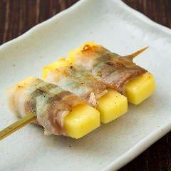 紫蘇(チーズ)肉巻き串
