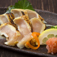 黒さつま鶏ムネタタキ