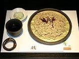 北海道産最上級粉を八割・小麦粉二割の割合で使用。絶品です