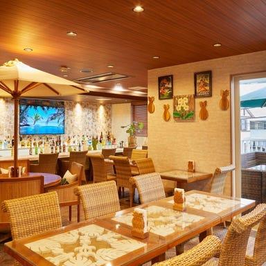 テラスBBQ&Resort アロハラウンジ新浦安 店内の画像