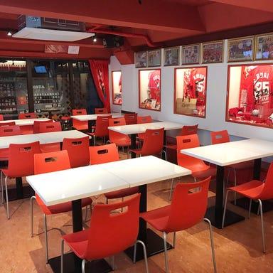 鯉の応援スタジアム COISTA 赤坂店 店内の画像