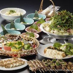 九州料理 個室 博多花串 栄錦店