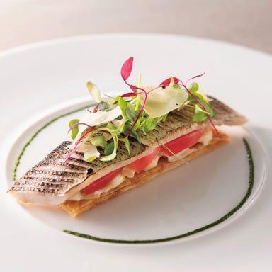 フランス料理 マルメゾン ホテル阪急インターナショナル コースの画像