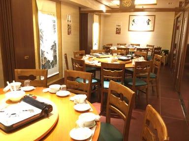 1999円中華食べ放題 南国亭 四ツ谷駅前店 店内の画像