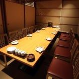 テーブル席(10名様まで)