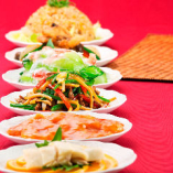 『珊瑚プラン(選べる宴会プラン)』お料理をお好みで選んでオリジナルコースに。