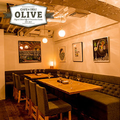 CAFE&DELI OLIVE(カフェ&デリ オリーブ)