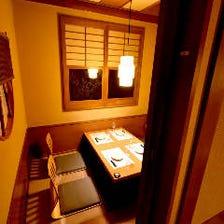 熊谷駅徒歩3分の好立地!個室居酒屋