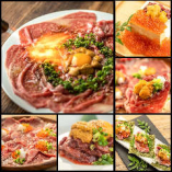 【熊谷×極上肉】 鮮度にこだわる海鮮は当店の自慢◎お刺身で◎