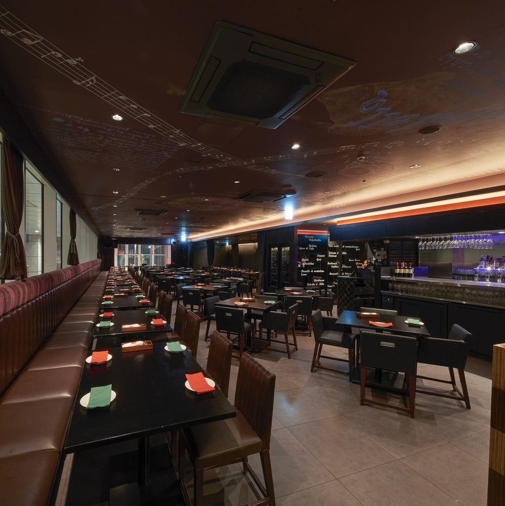operetta Pizza&Seafood 丸の内トラストタワー店