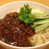 ジャージャー麺(炸醤刀削麺)