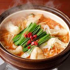 特製スープが素材の旨味を引き立てる
