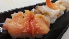 ◆活貝、白身魚に特にこだわり
