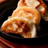 冷凍肉汁焼き餃子 ※Chamuのマークが入ったかわいいパッケージ入り♪