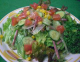 マイネ特製サラダ 自家製フレンチドレッシング 580円