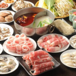本場四川の火鍋食べ放題が2,580円~楽しめる!各種宴会に人気