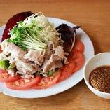 【菜】豚しゃぶサラダ