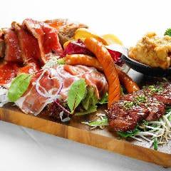◆ウチに来たら絶対コレ食べて「その⑥」◆ ~本気で豪快! 肉ニクプレート~