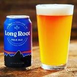 【ハリケーンでしか飲めない!】 アウトドアブランド「patagonia」が企画したペールエールビールです。飲みやすくてフルーティーです。[ロング・ルート]に使用されているのは多年生穀物である[カーンザ]。その理由は、環境を改善していくということなのです。「1杯のビールで地球を救う」がモットー。