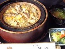 この辺りでは珍しい柳川鍋!!