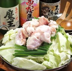 博多もつ鍋・博多串焼き 将門 稲毛本店