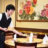 美味しい料理で至福の時間を過ごせる当店へ、ぜひ足をお運びください。