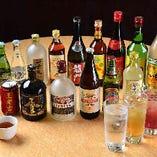 飲み放題メニューは3種類あります