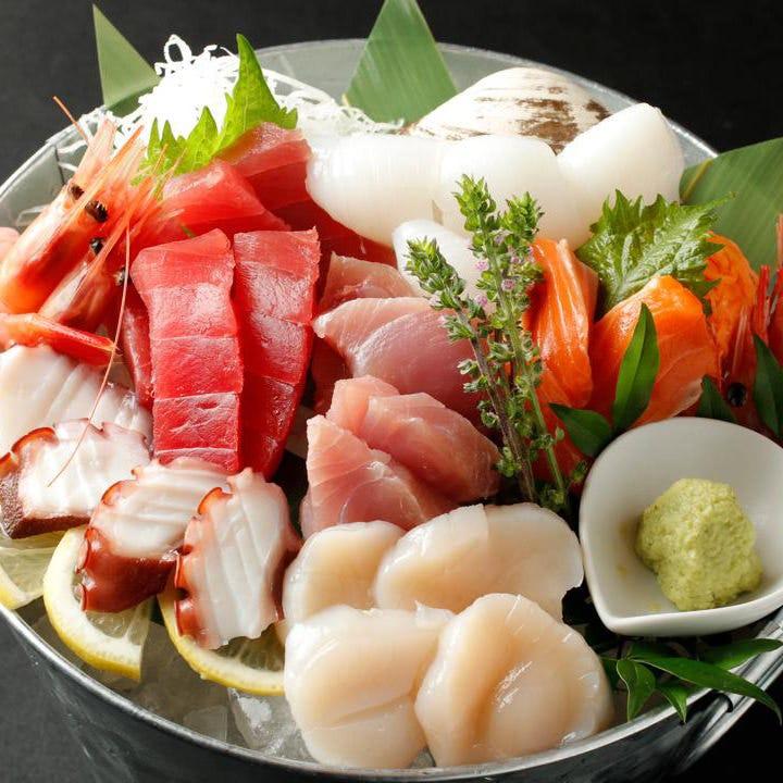 新鮮魚介×日本酒