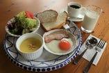 【大人】ガーンジィ朝食セット
