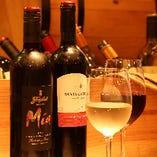ワイン各種 赤・白