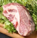 スペイン産 無菌豚イベリコ豚「塊」