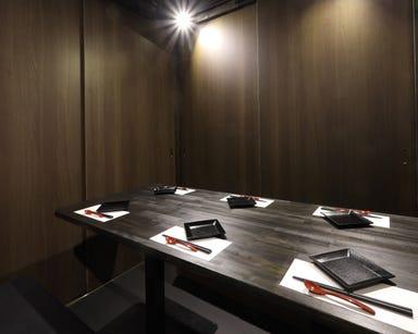 個室塊肉と炊き肉 和牛アカデミー 静岡呉服町店 店内の画像