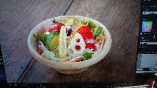 ゴロゴロ野菜サラダ