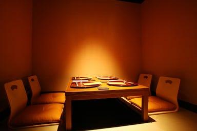 鉄板懐石 宴  店内の画像