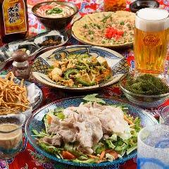 沖縄料理&泡盛 はいさい! 本八幡店