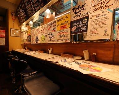 魚イタリアン 神楽坂 y cucina 店内の画像