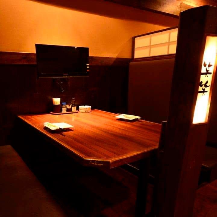 テーブル席・1名様~12名様