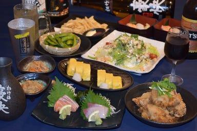 海鮮和食居酒屋 源平水軍 堺東  コースの画像