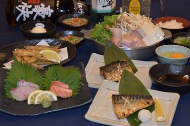 海鮮和食居酒屋 源平水軍 堺東  メニューの画像