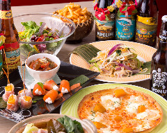 ニジイロ Dining Cafe&Bar