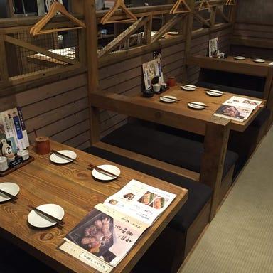 宮崎県日南市 塚田農場 姫路みゆき通り店 店内の画像