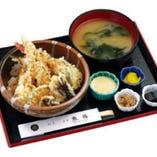 上天丼 人気メニューです 1.780円 並天丼は1.100円!!